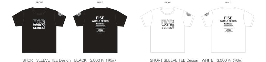 FISE ORIGINAL OFFICIAL GOODS Tシャツ