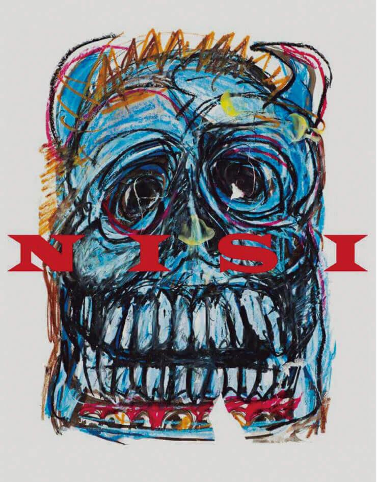 『NISI』4600円/ブエノ! ブックス 03-3405-0604