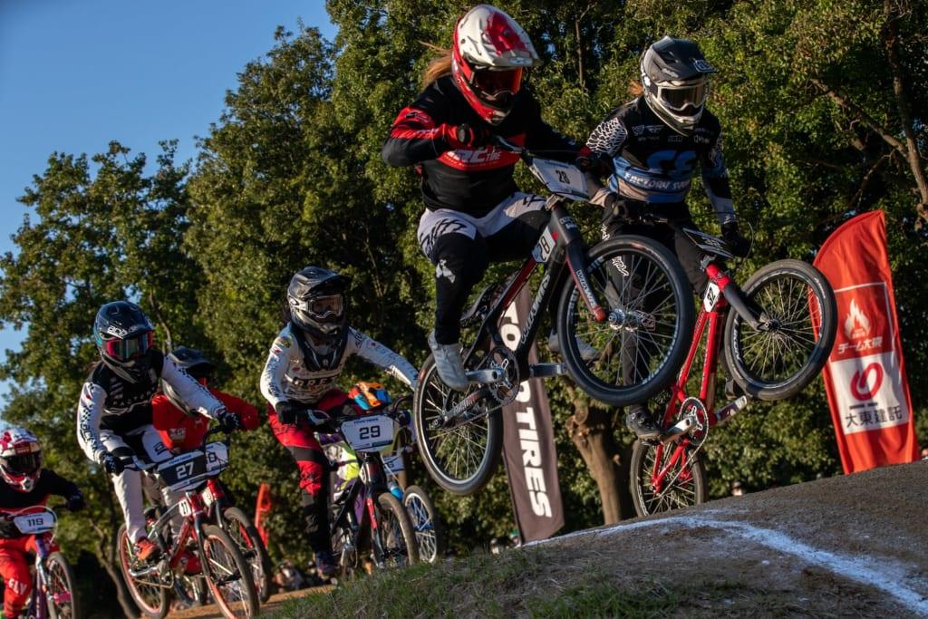 丹野夏波 photo by  Japan Cycling Federation