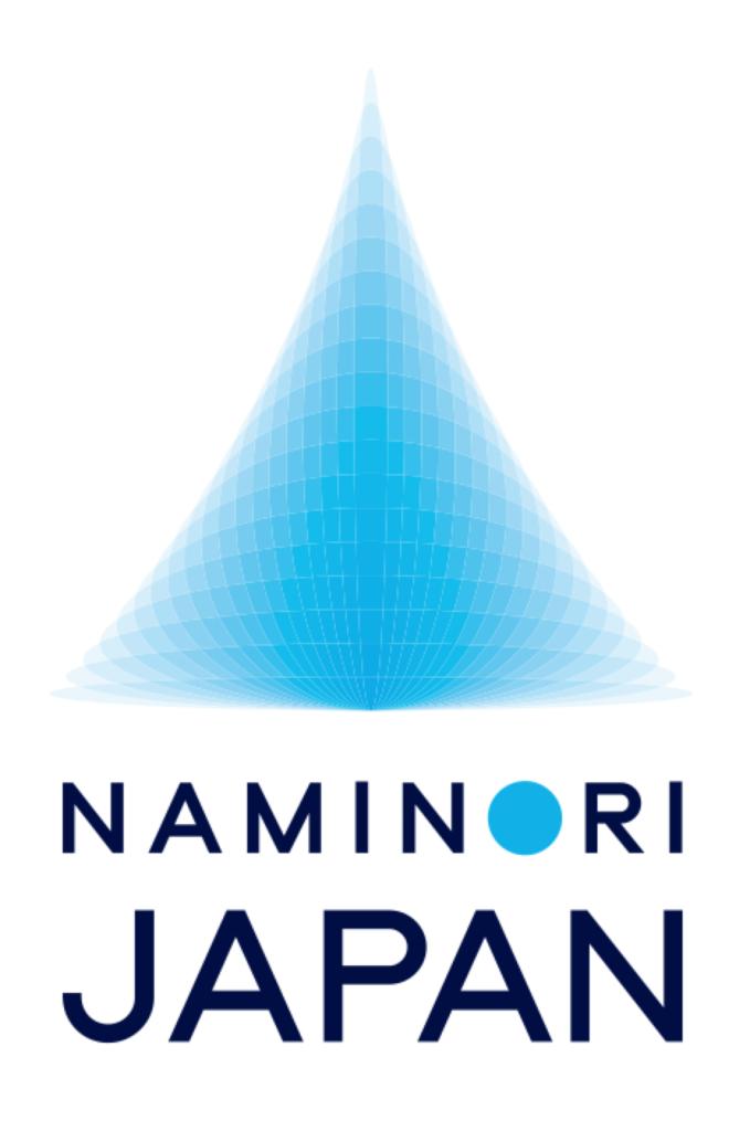 「波乗りジャパン/NAMINORI JAPAN」