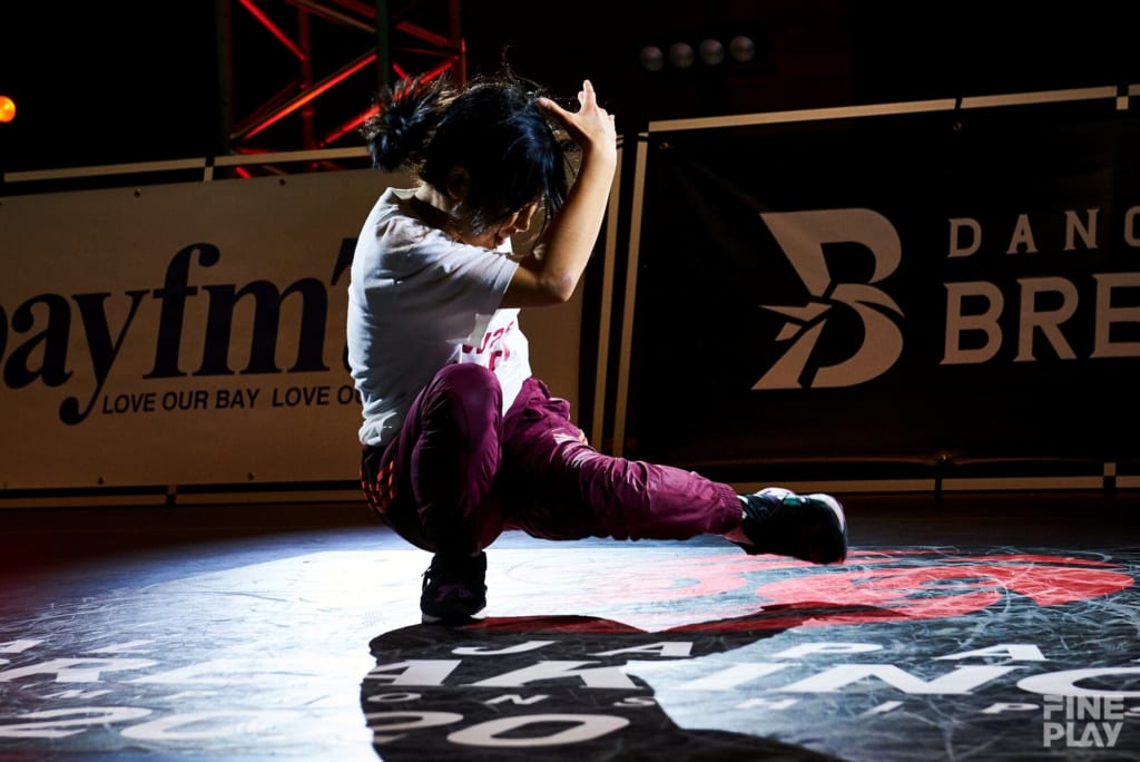 BGIRL Riko photo by AYATO.