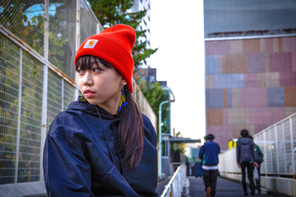 B-GIRL Yumeto photo by しば