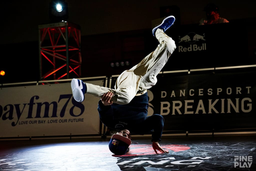 BGIRL AMI photo by Ayato.