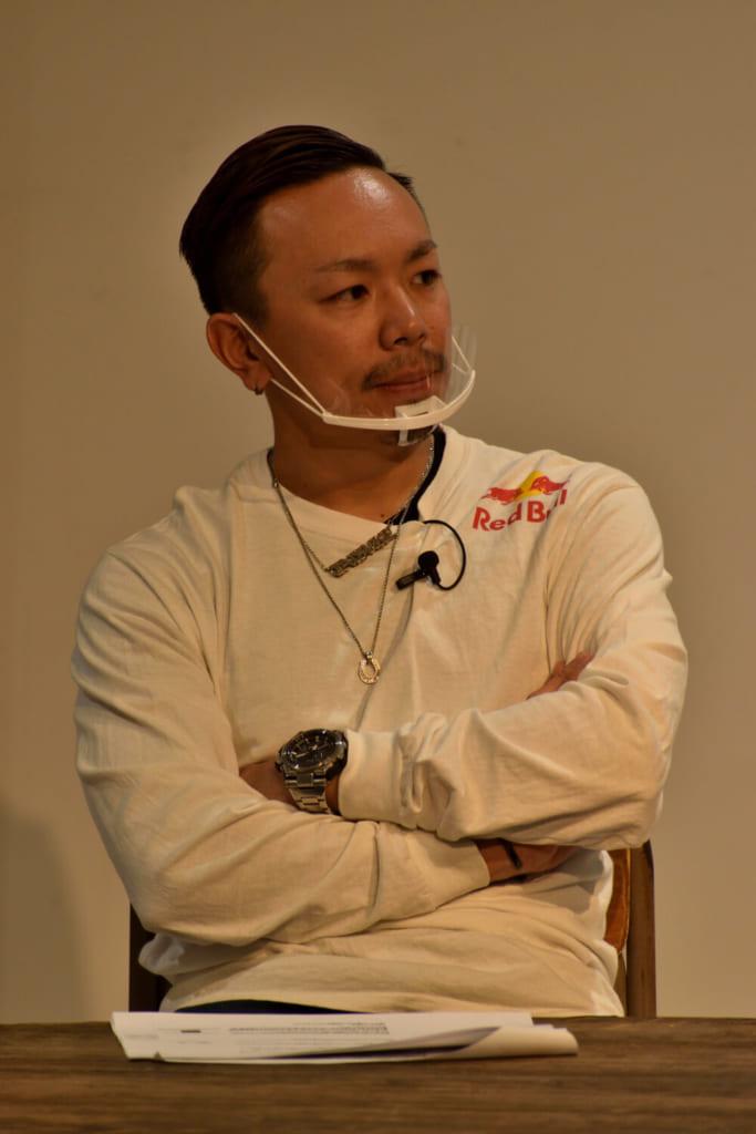 BBOY Taisuke photo by 金子修平