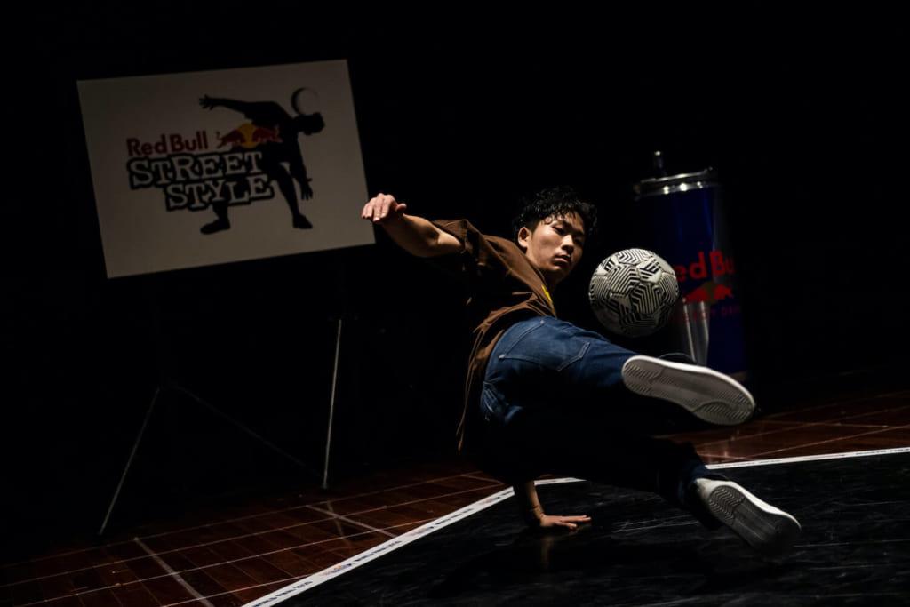 Ko-suke(Red Bull Street Style 2020 Japan) ©︎Jason Halayko/Red Bull Content Pool