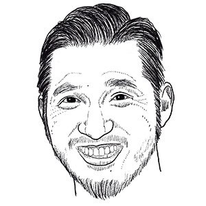 illustration by 平沼久幸