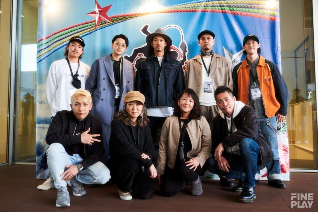 豪華JUDGE陣が勢ぞろい / Photo by AYATO.