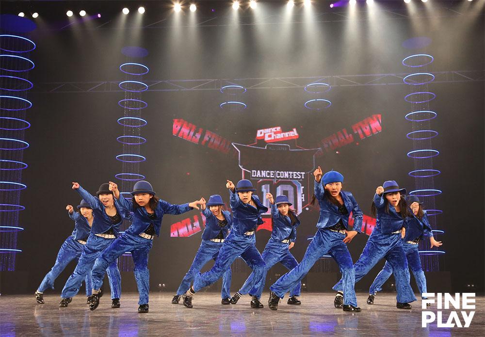 """日本最大規模のキッズダンスコンテスト """"ダンスチャンネル ALL JAPAN SUPER KIDS DANCE CONTEST 2016"""""""