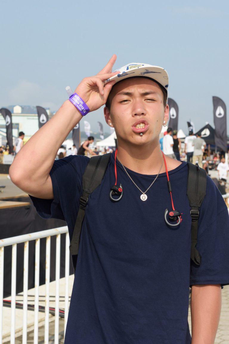 B-BOY Issei