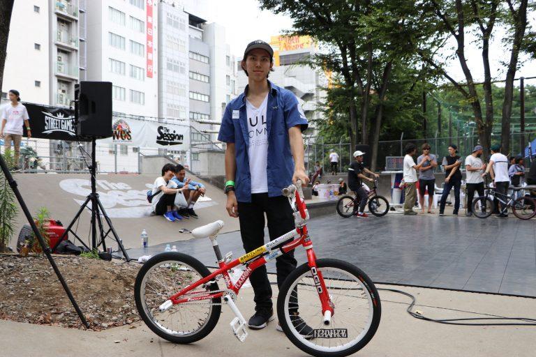 池田貴広(BMX)