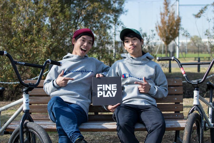 【独占インタビュー】TWINS BMX KOH & NAO